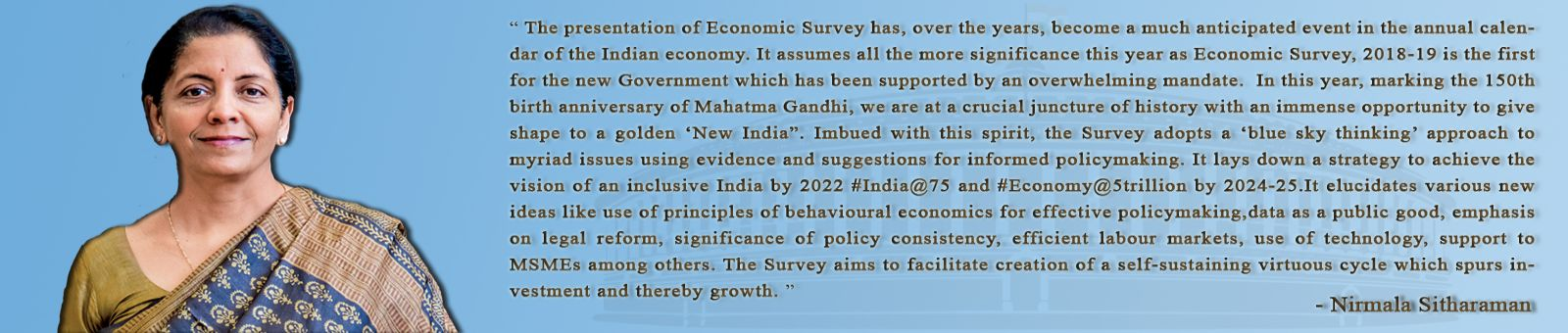 Economic Survey 2018-19